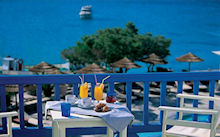 Foto Hotel Petinos Beach in Platis Gialos ( Mykonos)